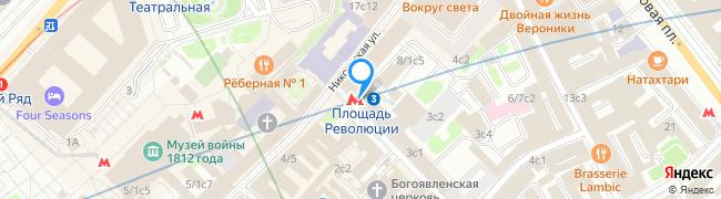 метро Площадь Революции