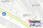 Схема проезда до компании Алмар в Москве