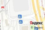 Схема проезда до компании Домашняя в Москве