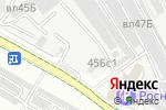 Схема проезда до компании Марал в Москве