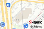 Схема проезда до компании Компания Автопассаж в Москве