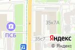 Схема проезда до компании Всероссийский НИИ молочной промышленности в Москве