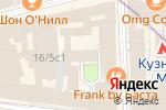 Схема проезда до компании Центр кабельного обогрева в Москве