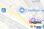 Схема проезда до компании Авто-Мерин в Москве