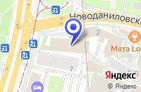 Схема проезда до компании ОПТОВО-РОЗНИЧНАЯ ФИРМА АЙКЬЮ-МЕБЕЛЬ в Москве