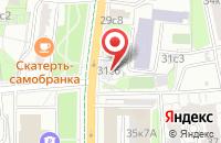 Схема проезда до компании Российское Объединение Избирателей в Москве