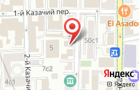 Схема проезда до компании Центр Рекламных Технологий-Самара в Москве