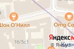 Схема проезда до компании Гостевой дом в Москве