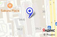 Схема проезда до компании ФИРМА ПО ОГРАНИЗАЦИИ ВЫСТАВОК ПЛАНЕТЫ АРЕНДЫ в Москве