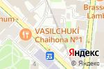 Схема проезда до компании Беллиген в Москве