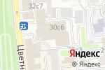 Схема проезда до компании Мой Трезвый Водитель в Москве