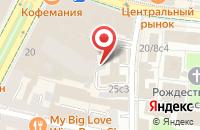 Схема проезда до компании Трансдепосервис в Москве