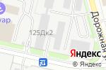 Схема проезда до компании Мультисвет в Москве