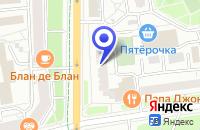 Схема проезда до компании НОТАРИУС ГЛАЗКОВА С.В. в Москве