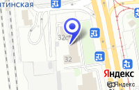 Схема проезда до компании ПРОИЗВОДСТВЕННАЯ КОМПАНИЯ ДИВА-МЕБЕЛЬ в Москве