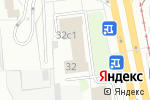 Схема проезда до компании СИНЕРКОН в Москве