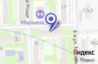Схема проезда до компании МЕТАЛЛОФФ в Москве