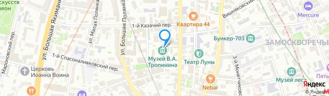 Щетининский переулок