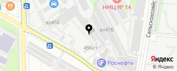 Мир Деталей на карте Москвы
