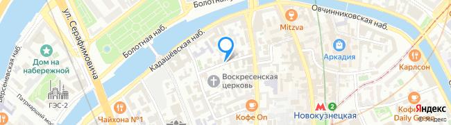 переулок Кадашёвский 2-й