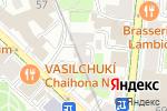 Схема проезда до компании Капсульный отель QUBE в Москве