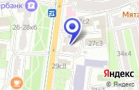 Схема проезда до компании АРХИТЕКТУРНАЯ СТУДИЯ СЕРГЕЯ ПОПОВА в Москве