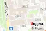 Схема проезда до компании HMPS Home в Москве