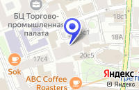 Схема проезда до компании ПТФ СКАНЛОК в Москве