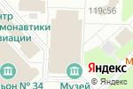 Схема проезда до компании Музей энергии в Москве