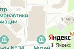 Схема проезда до компании Электрификация в Москве