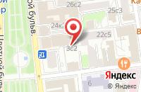 Схема проезда до компании Газета «Правда» в Москве