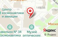 Схема проезда до компании Трейдстройконсалтпаблишинг в Москве