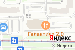 Схема проезда до компании Кранъ-Штадтъ в Москве