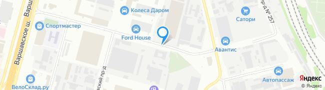 проезд Дорожный 1-й