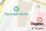 Схема проезда до компании BLACKBOARD Outdoor в Москве