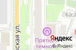 Схема проезда до компании Югос в Москве