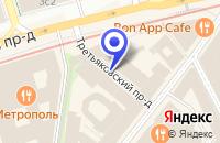 Схема проезда до компании ОБУВНОЙ МАГАЗИН TODS в Москве