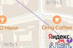 Схема проезда до компании Конгресс Молдавских Диаспор в Москве