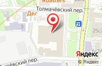 Схема проезда до компании Союз Работодателей Атомной Промышленности, Энергетики и Науки России в Москве