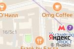 Схема проезда до компании Дядюшка Сэм в Москве