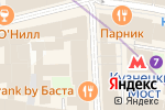 Схема проезда до компании Smoke Village в Москве