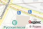 Схема проезда до компании ЛИФТПРОМ в Москве