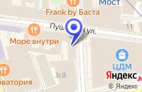 Схема проезда до компании БИЗНЕС-ЦЕНТР САВОЙ в Москве