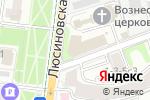 Схема проезда до компании Российский Клуб Православных Меценатов в Москве