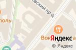 Схема проезда до компании PromsBank.ru в Москве