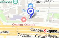 Схема проезда до компании  СКЛАД БУРОВАЯ КОМПАНИЯ БАЛТИЙ в Москве