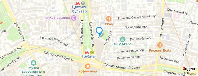 Малый Сергиевский переулок