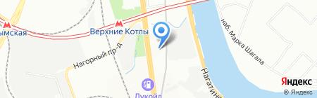 Dream House на карте Москвы