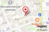 Схема проезда до компании Московское Наследие в Москве