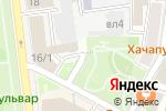 Схема проезда до компании Rewasher в Москве